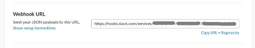 Slack App to install
